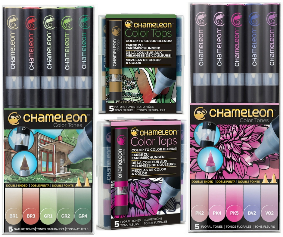 12 Days of Giving | Christmas Giveaway | Creative Scrapbooker Magazine | Featuring Chameleon Pens