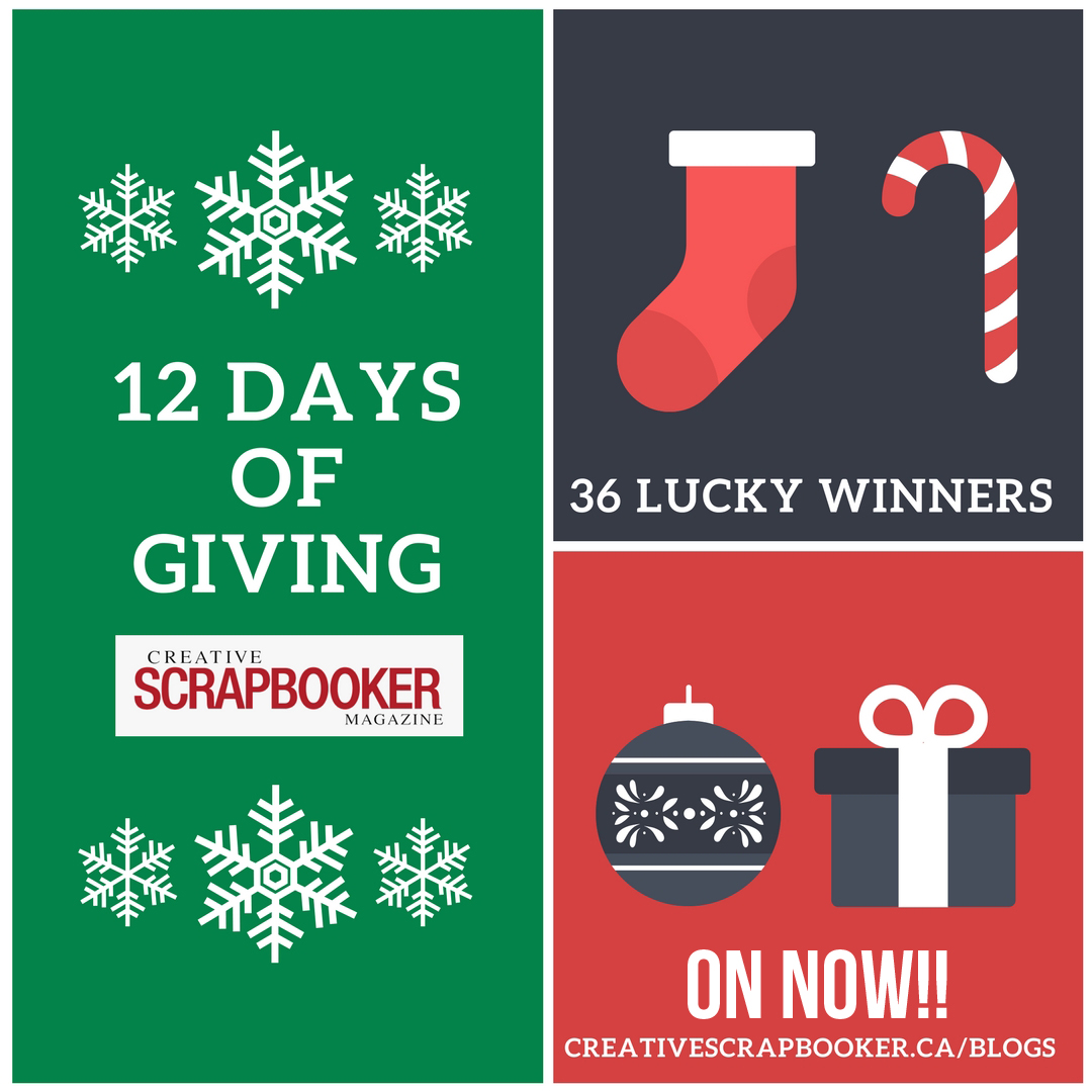 12 Days of Giving - starts Dec 12