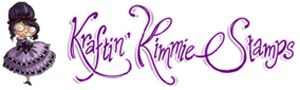 Kraftin' Kimmie Stamps logo
