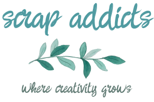 Scrap Addicts Logo