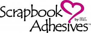 Scrapbook Adhesives by 3L logo