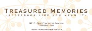 Treasured Memories Logo