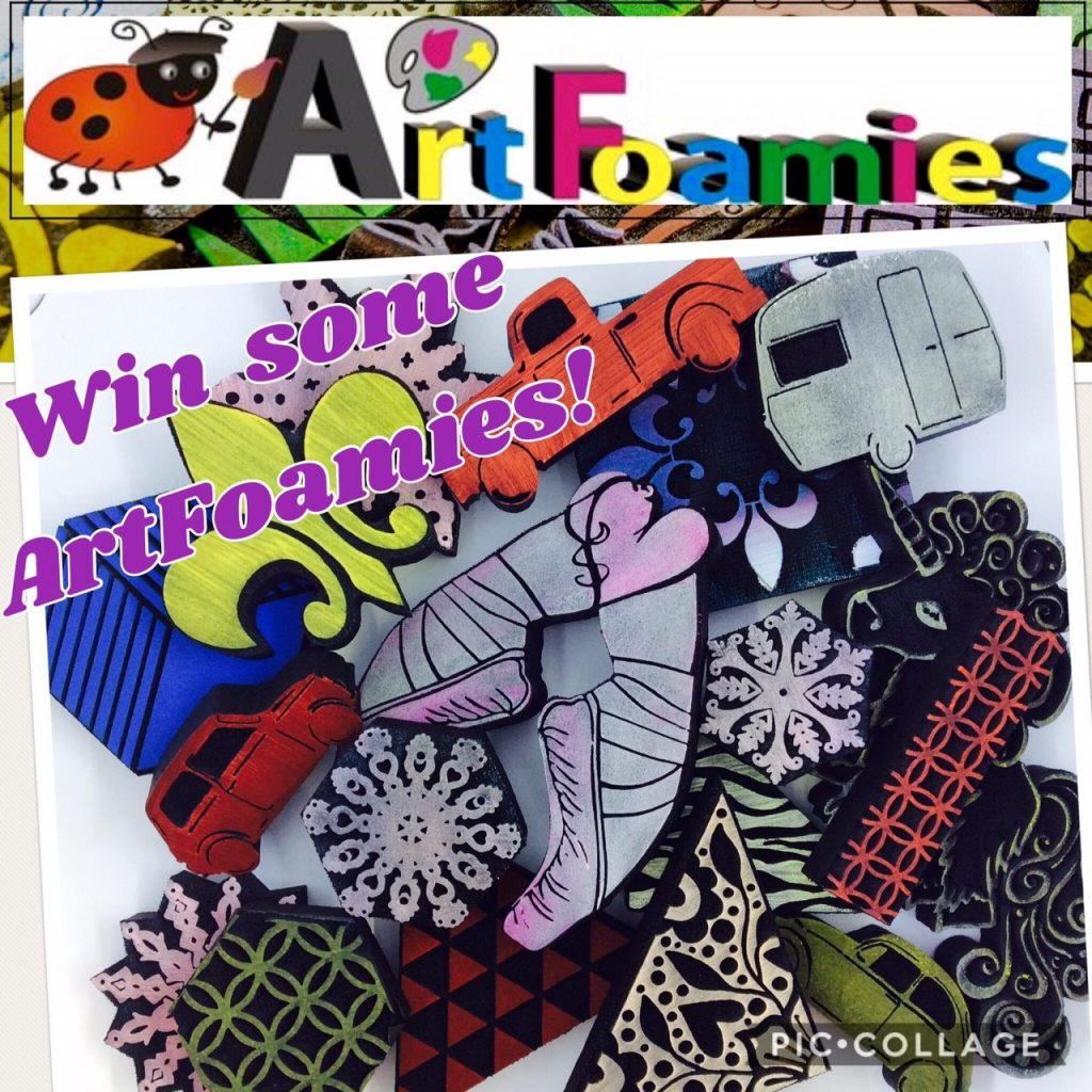 Creativation Giveaway | Featuring Art Foamies | Creative Scrapbooker Magazine