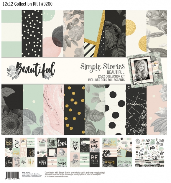 Beautiful Collection by Simple Stories