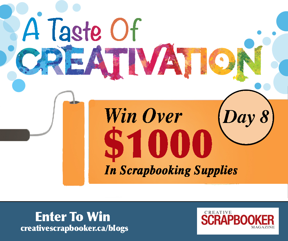 Creativation Giveaway | Creative Scrapbooker Magazine