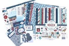 Echo Park Paper Company A Perfect Winter Collection