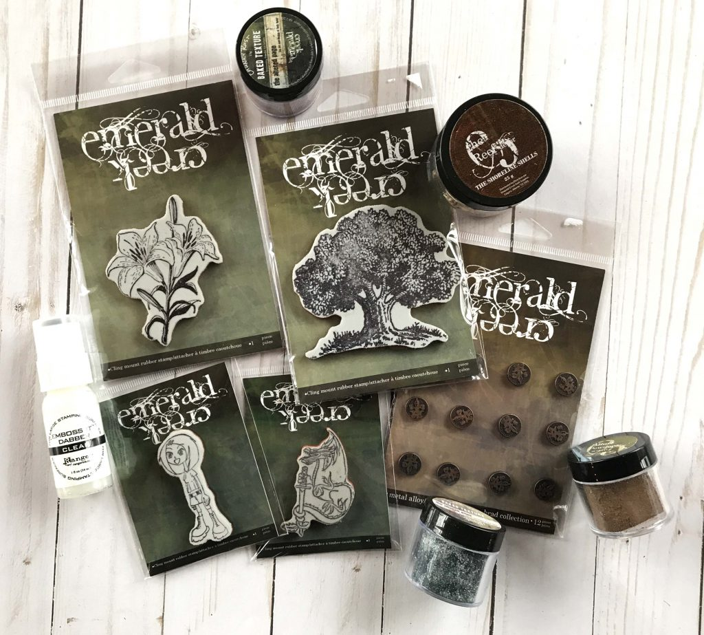 Creativation Giveaway | Featuring Emerald Creek Craft Supplies | Creative Scrapbooker Magazine #creativation #giveaway #emeraldcreekcraftsupply