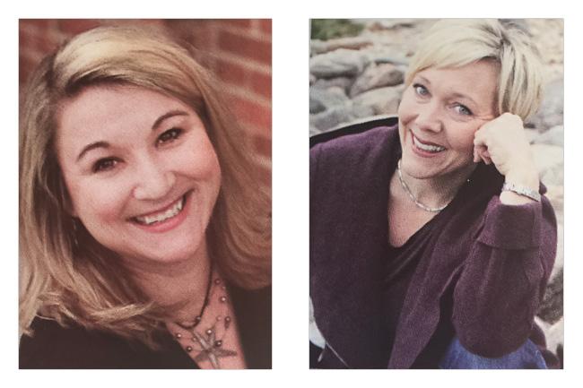Jackie Ludlage and Katharina Doyle / Creative Scrapbooker Magazine