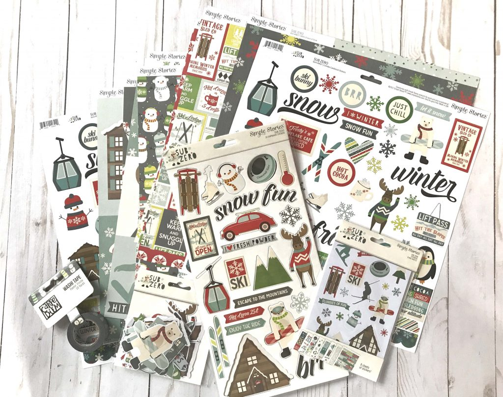 Creativation Giveaway | Featuring Simple Stories | Creative Scrapbooker Magazine