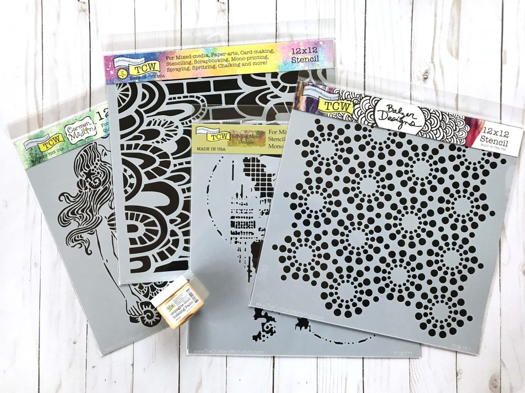 Creativation Giveaway | Featuring The Crafter's Workshop | Creative Scrapbooker Magazine