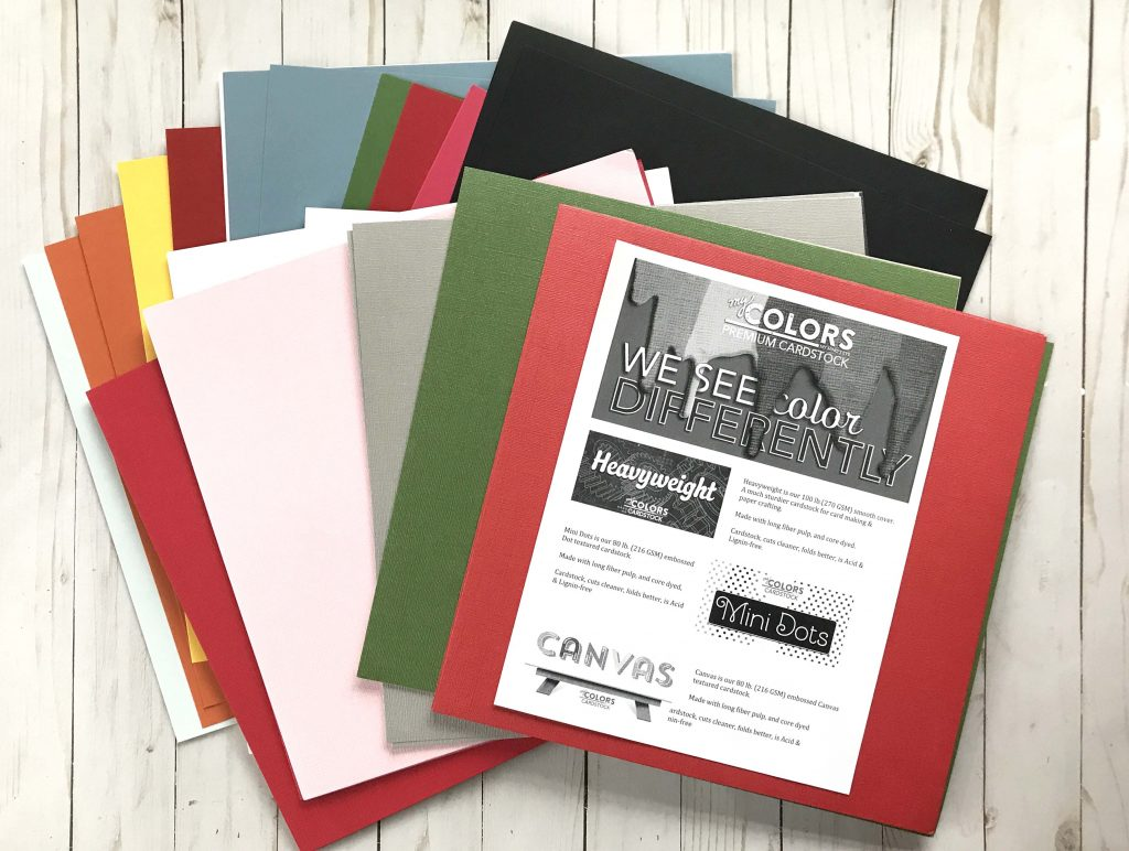 Creativation Giveaway | Featuring My Colors Cardstock | Creative Scrapbooker Magazine