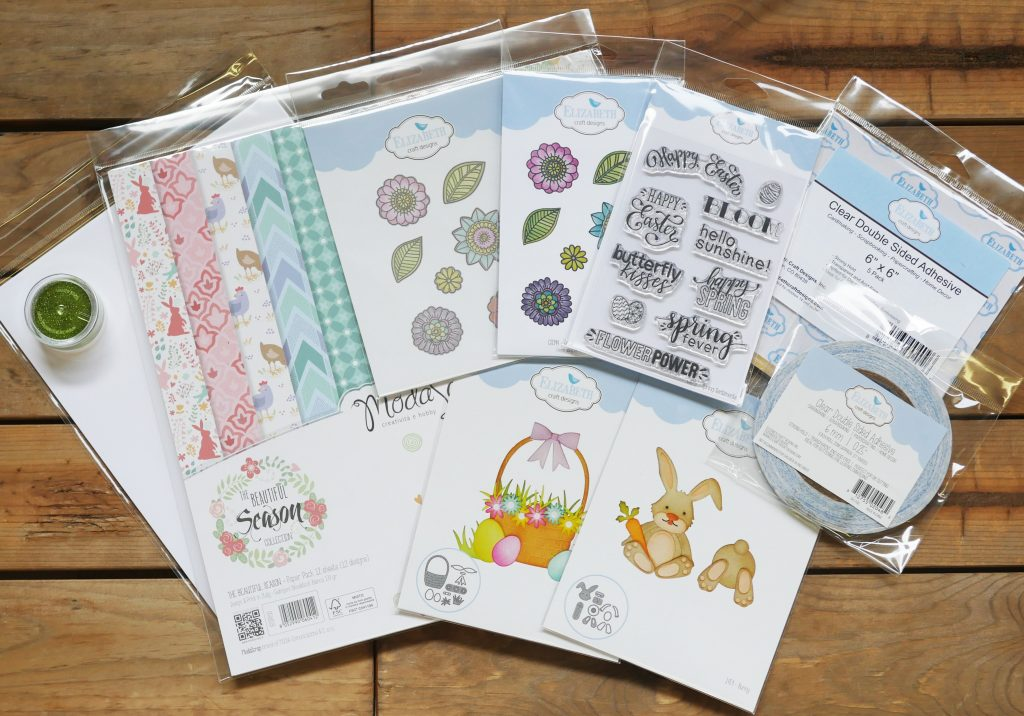 Elizabeth Craft Design Giveaway | Creative Scrapbooker Magazine
