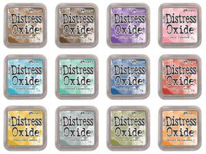 Ranger Distress Oxide Inks | Tim Holtz | Creative Scrapbooker Magazine