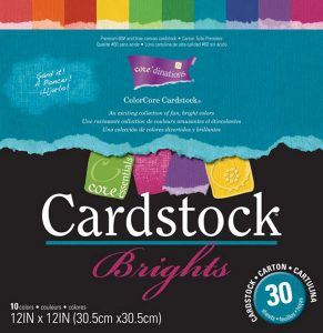 Core'dinations Color Core Cardstock | Creative Scrapbooker Magazine