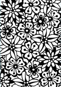 Elizabeth Craft Designs Embossing Folder - Bouquet