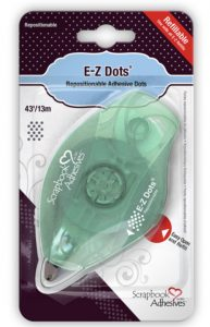 Scrapbook Adhesives by 3L E-Z Dots Adhesive