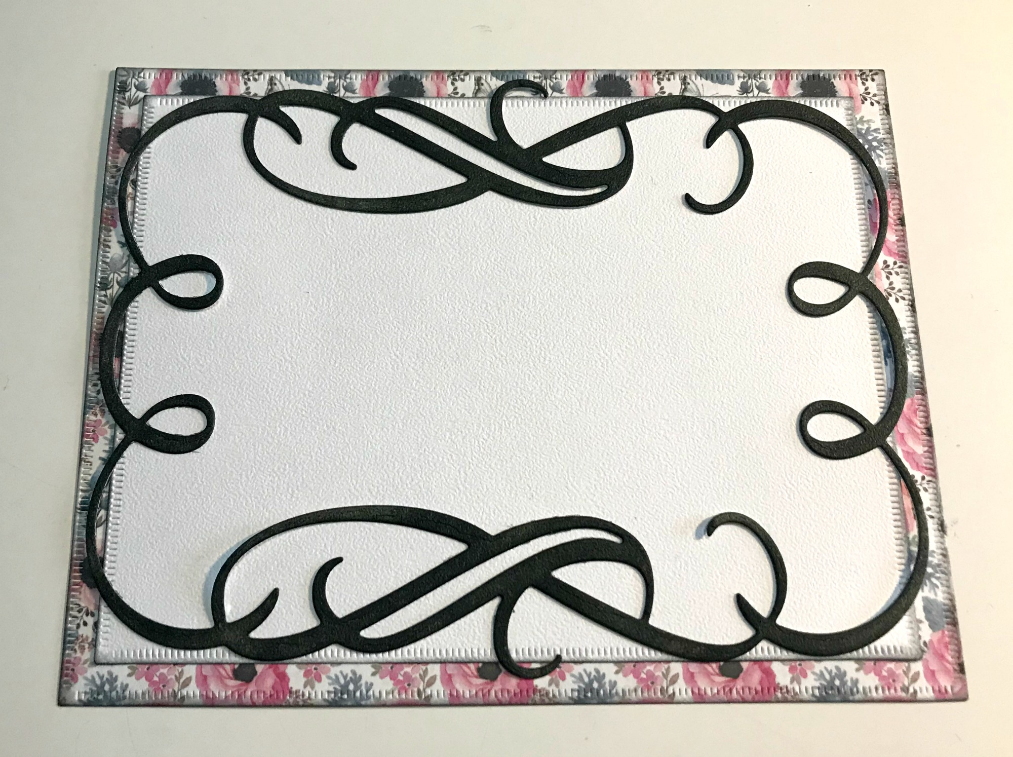 Step By To Create A Birthday Card Featuring Elizabeth Craft Designs And Ranger