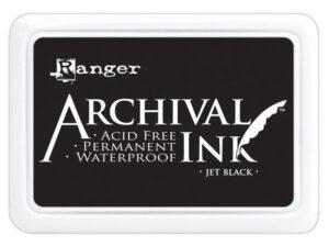 Ranger Archival ink | Creative Scrapbooker Magazine