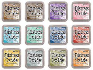 Tim Holtz for Ranger Distress Oxide Inks | Creative Scrapbooker Magazine