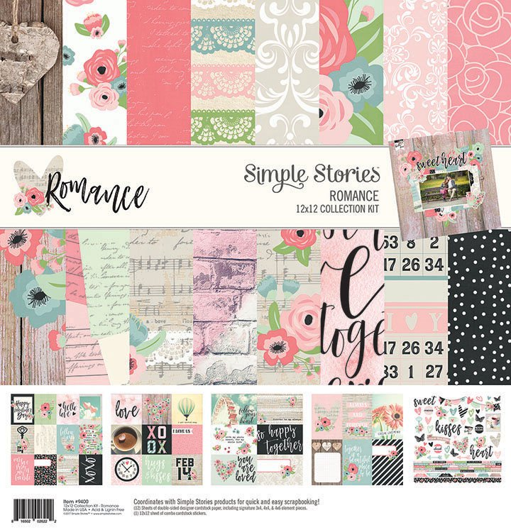 Simple Stories Romance Collection