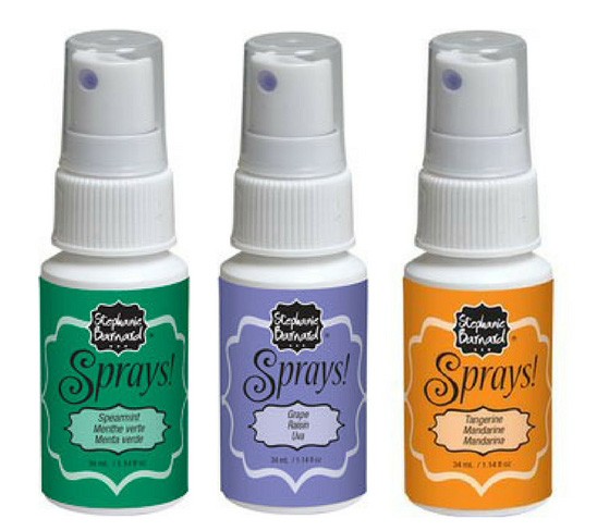 Stephanie Barnard Ink Spray by Clearsnap