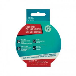 Tombow Foam Tape | Creative Scrapbooker Magazine