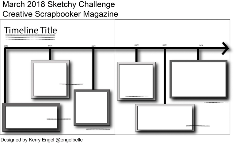 March 2017 sketchy. challenge square with csm title