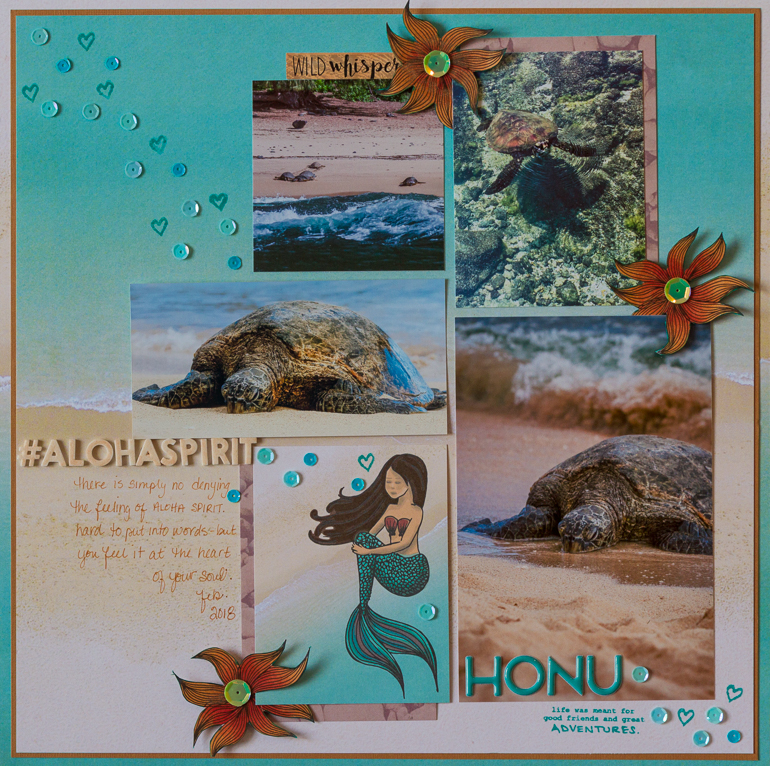 scrapbooking-layout-wild-whisper-designs-chameleon-pens-adhesives-3l-kim-gowdy-creative-scrapbooker-magazine