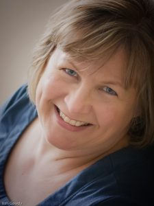Kim Gowdy Headshot | Creative Scrapbooker Magazine