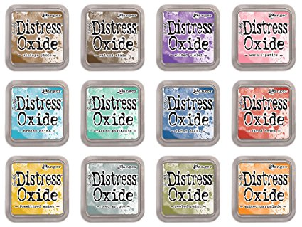 Ranger Distress Oxide Inks