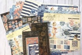 Sun Kissed Collection by Graphic 45 | Creative Scrapbooker Magazine Giveaway