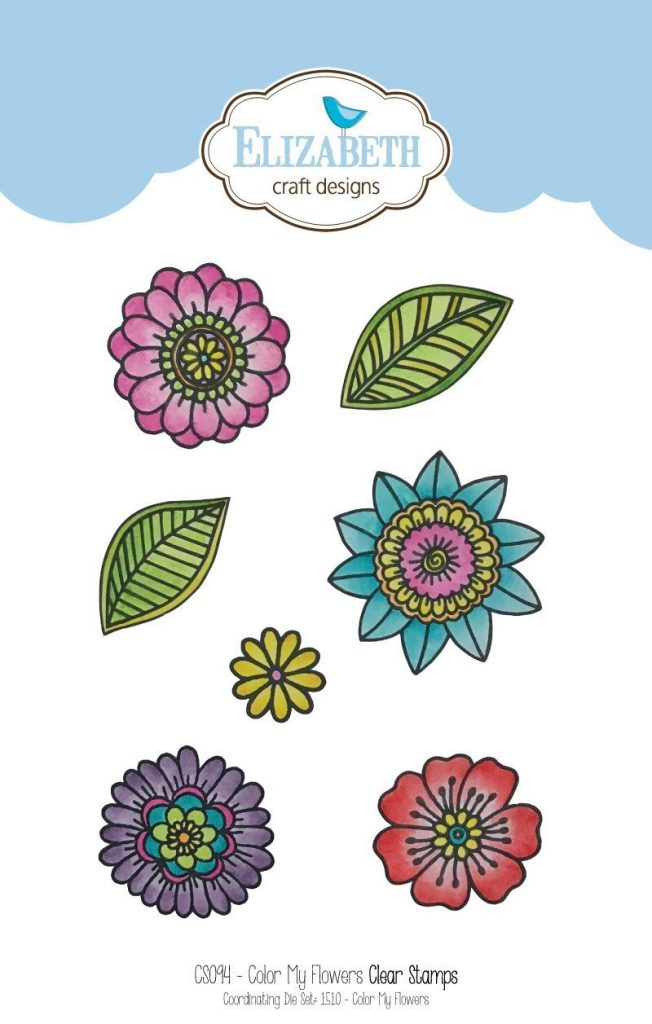 Elizabeth Craft Designs Stamps