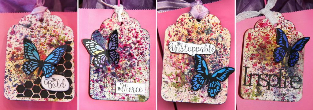 Gift Tags Designed by Jayme Loge | Creative Scrapbooker Magazine