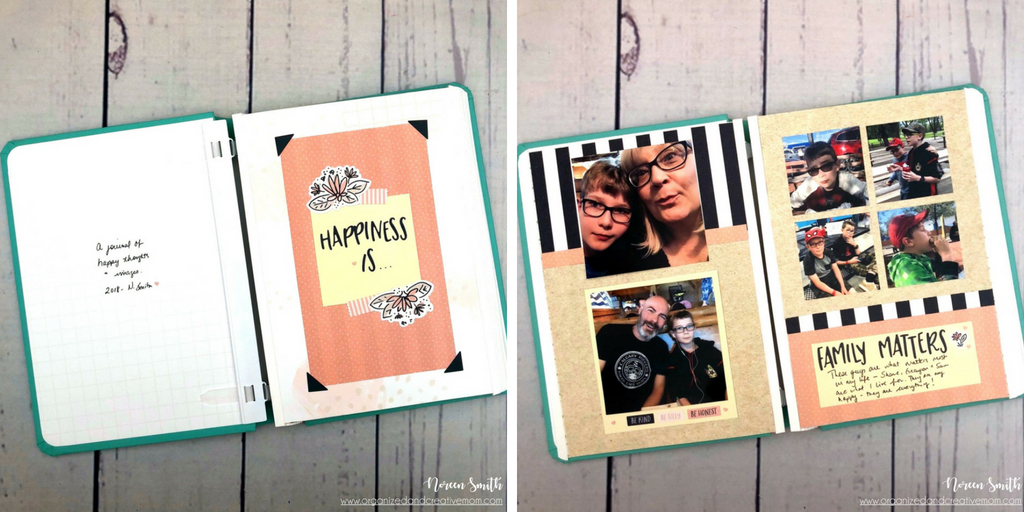 Creative Memories Happy Album | Creative Scrapbooker Magazine
