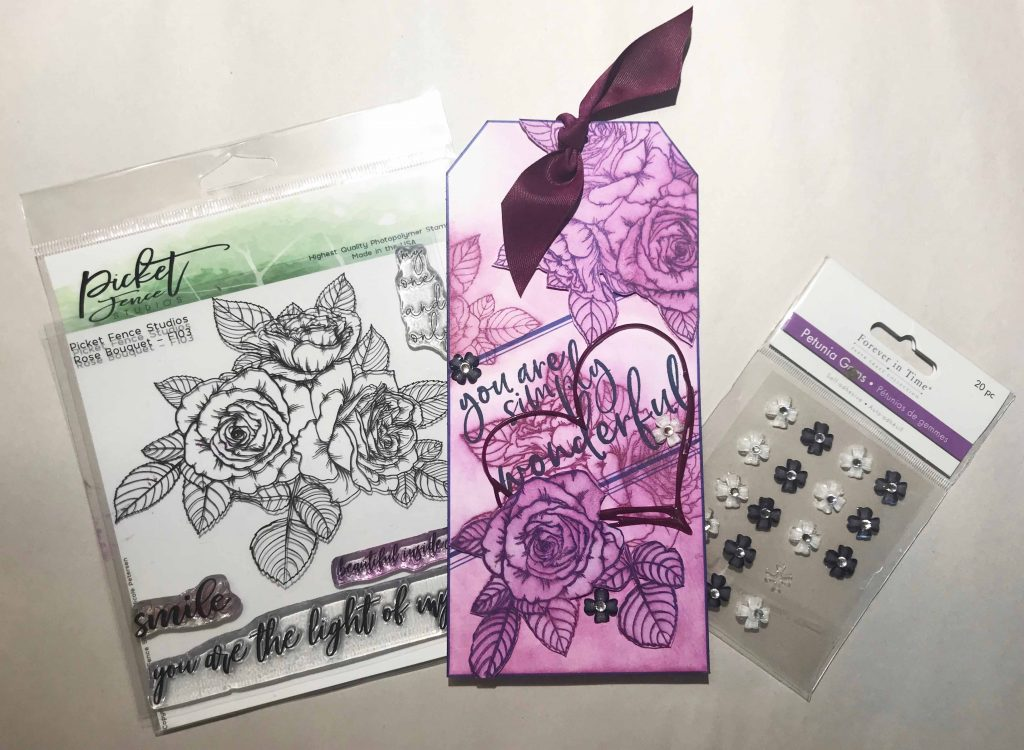Make-n-Take Tags designed by Cathie Allan | Cretaive Scrapbooker Magazine