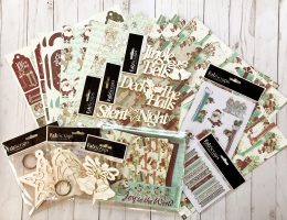 Christmas in August Giveaway | Creative Scrapbooker Magazine