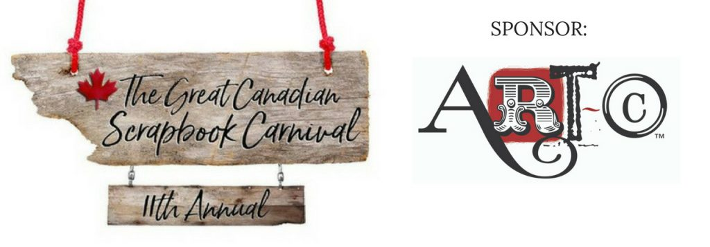 The Great Canadian Scrapbook Carnival Sponsor - Art-C | Creative Scrapbooker Magazine