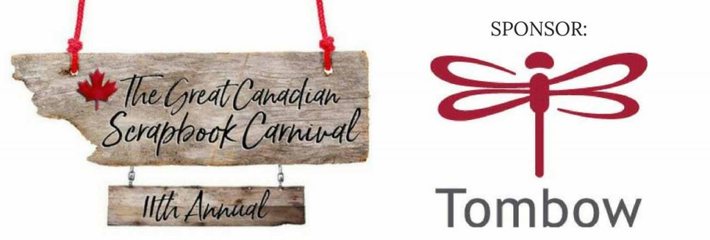 Great Canadian Scrapbook Carnival Sponsor - Tombow | Creative Scrapbooker Magazine