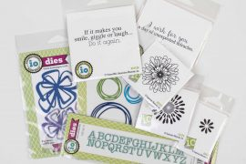Impression Obsession stamps and die giveaway | Creative Scrapbooker Magazine
