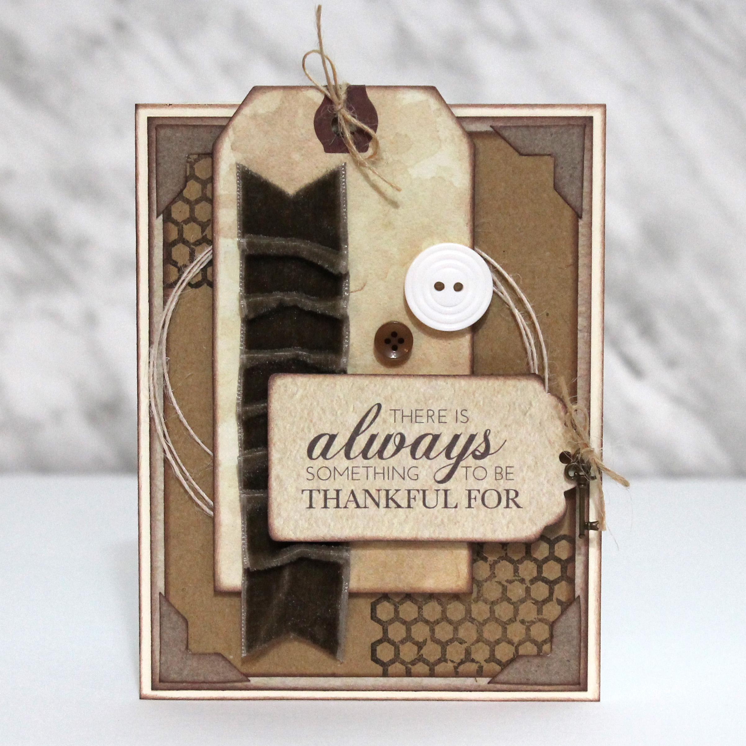 Card Designed by Tracy McLennon featuring Art-C | Creative Scrapbooker Magazine