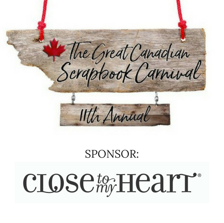 Close To My Heart Carnival Sponsor | Creative Scrapbooker Magazine