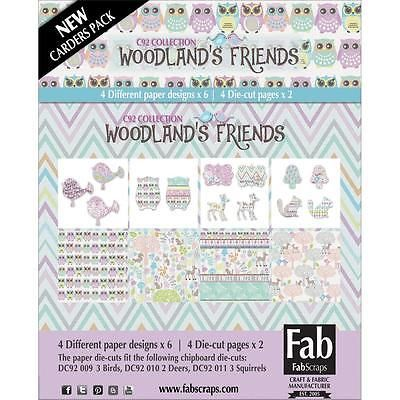 FabScraps Woodland Friends Collection