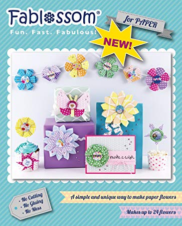 Fablossoms Paper Crrafting Kit