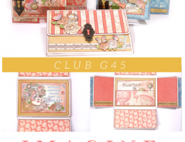 Graphic 45 Giveaway Sponsored by Scrapbooking Fanatics | Creative Scrapbooker Magazine