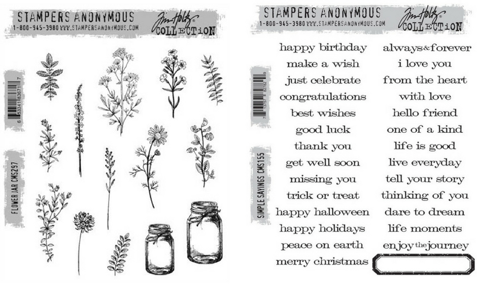 Stampers Anonymous Stamps | Creative Scrapbooker Magazine