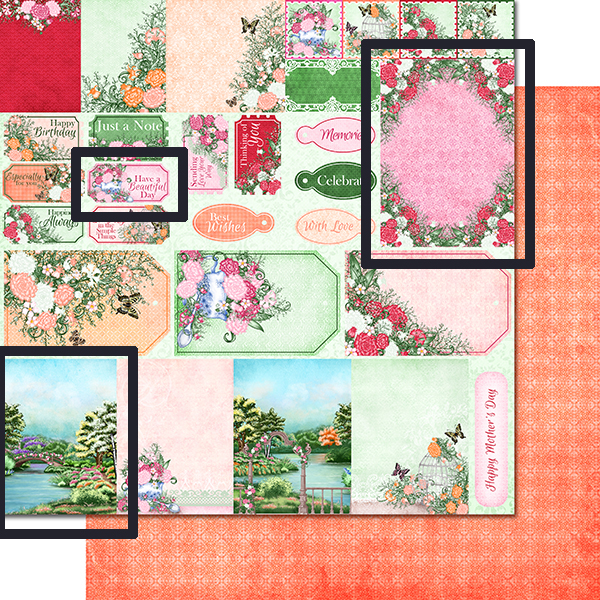 Cardmaking with Heartfelt Creations Camelia Carnation collection