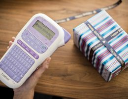 Brother Ptouch Crafting Labeller | Creative Scrapbooker Magazine