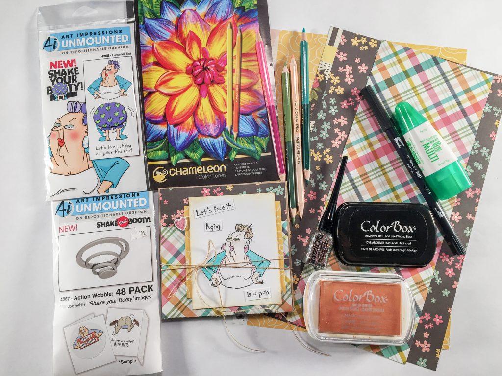 Scrapbooking Gift Card Holders featuring Kim Gowdy | Creative Scrapbooker Magazine