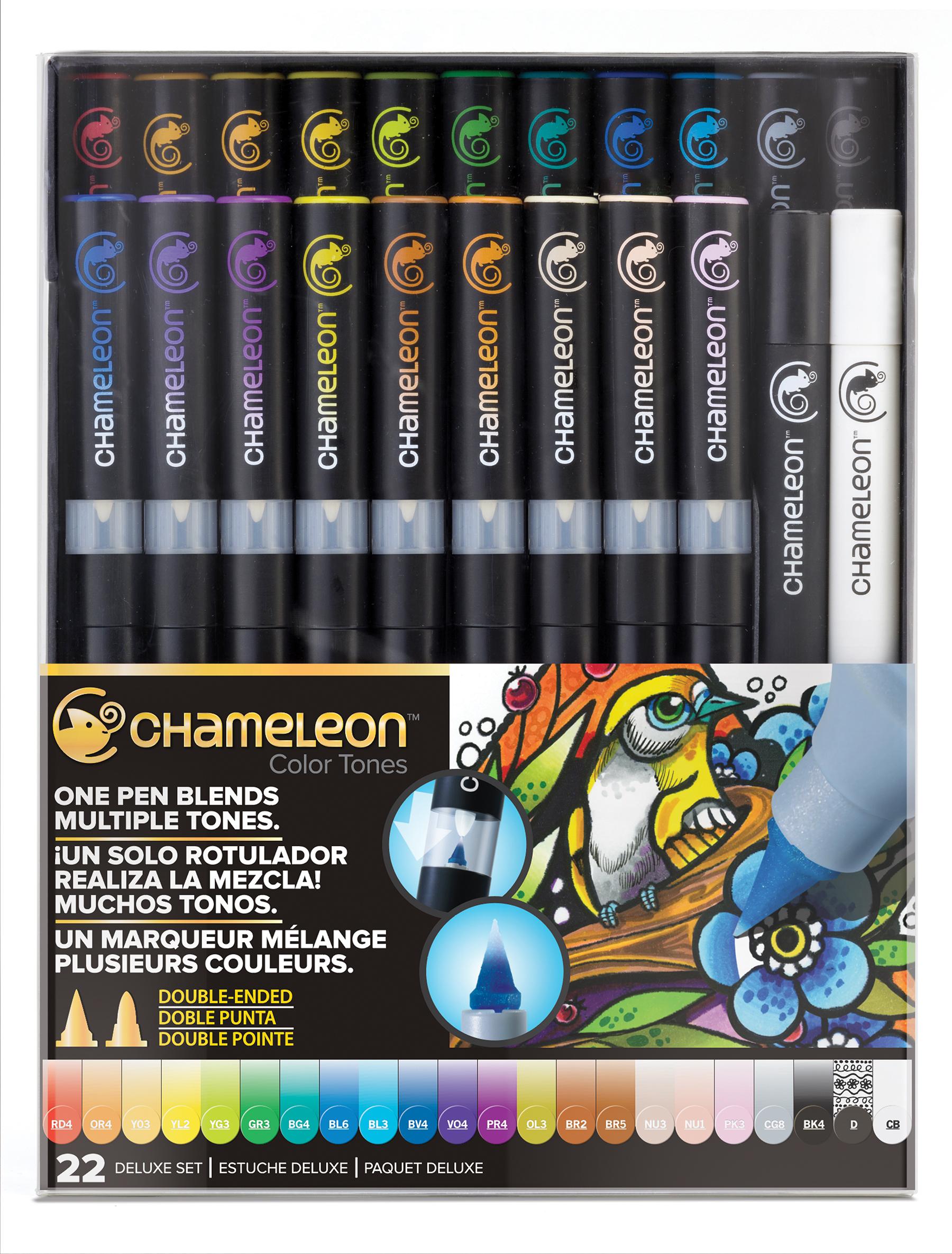 Chameleon ColorTone Pens | Creative Scrapbooker Magazine