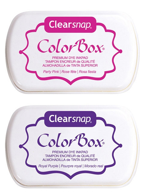 Clearsnap ColorBox Stephanie Barnard Dye Ink | Creative Scrapbooker Magazine